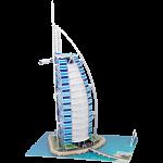 Burj Al Arab - 3D Jigsaw Puzzle