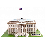 The White House - 3D Jigsaw Puzzle