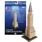 Chrysler Building - 3D Jigsaw Puzzle