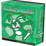 Killer Bunnies Quest - Green Booster Deck