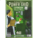 Power Grid Expansion France, Italy Game Boards