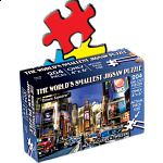 World's Smallest Jigsaw Puzzle - Times Square