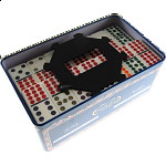 Double 12 Pro Color Dot Dominoes