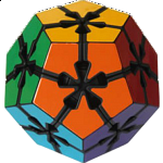 Flowerminx with Black Body - Meffert's