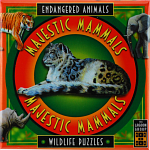 Majestic Mammals - Endangered Animals - Wildlife Puzzles
