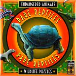 Rare Reptiles - Endangered Animals - Wildlife Puzzles