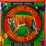 Ferocious Beast - Dangerous Animals - Wildlife Puzzles
