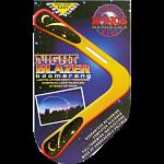 Night Blazer - polymer boomerang