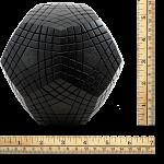 MF8 Teraminx DIY - Black Body