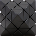Corner Turning Octahedron DIY - Black Body