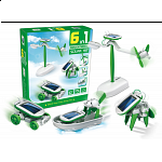 6-in-1 Educational Solar Kit