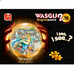 Wasgij Original #16: Catch of the Day