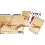 """Michelangelo: """"The Creation of Adam"""" Playing Cards"""
