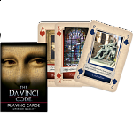 The Davinci Code Playing Cards
