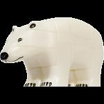 Anipuzzle - Nanook - Polar Bear