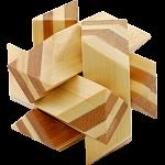 Bamboo Wood Puzzle 3