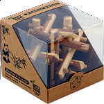Bamboo Wood Puzzle 8