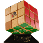 Rubik's 40th Anniversary Wood Edition Cube