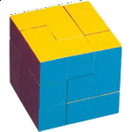 Colourful Cube