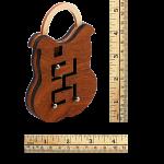 Schiebeschloss - Sliding Lock