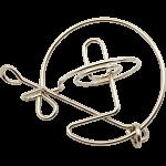 Saturn - Wire Puzzle