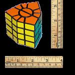 Super Square - 1 -Triangle - Black Body
