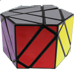 3 Fold Hexagonal Prism - Black Body