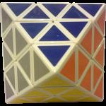 DianSheng Face Turning Octahedron - White Body