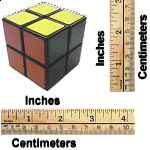 LanLan 2x2x2 - Black Body