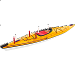 Cribbage Board - Kayak