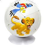 Lion King Puzzle Ball 1