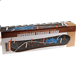 Cribbage Board - Snowboard
