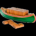 Dominoes Double 6 - Canoe