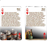 Playing Cards - Beer Trivia