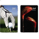 Playing Cards - Golf Facts
