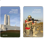 Playing Cards - Canada Military History Facts