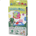 Marble Cube - 6-Pack