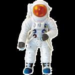Apollo Astronaut - 4D Puzzle