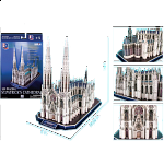 St. Patrick's Cathedral - 3D Jigsaw