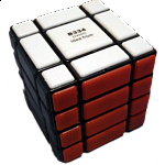 CT 4x4x4 B334 Bandage Cube - Black Body