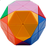 Gem Cube - Solid 8 Colors