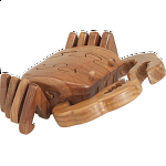 Crab - 3D Wooden Jigsaw Puzzle