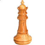Queen Chess Piece - 3D Wooden Jigsaw Puzzle
