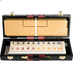 Rummy Game Set of 106 - Attache Case