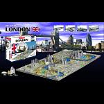 4D City Scape Time Puzzle - London