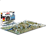 4D City Scape Time Puzzle - Berlin