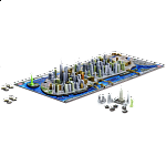 4D City Scape Time Puzzle - New York