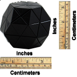 Gem Cube - Black Body - DIY