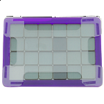 Svetnashki - Large - 6x4 - Optical Puzzle - Purple