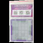 Svetnashki - Large - 6x6 - Optical Puzzle - Purple